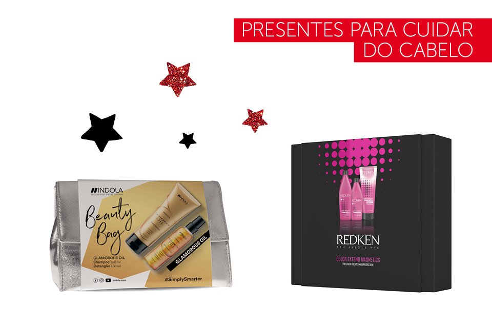 Beauty Bag Indola, representado por Intercosmos | Colour Extend Magnetics Gift Pack