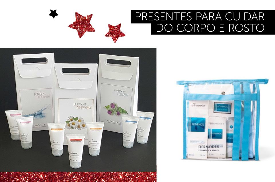 Beauty Kit e Pack Adnemol, Dermoder