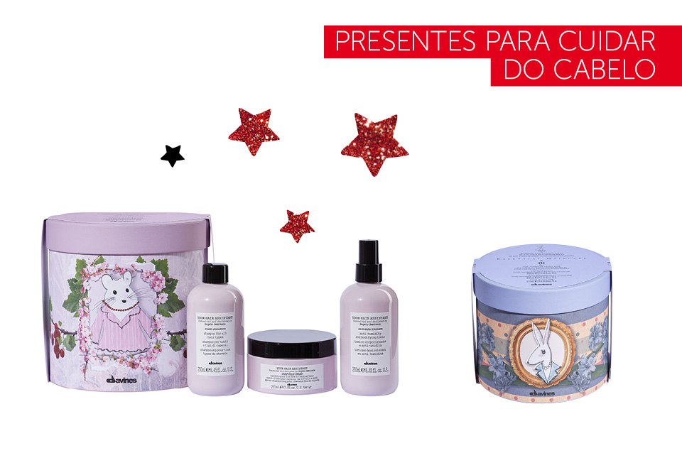 Holiday Gift Collection, Davines