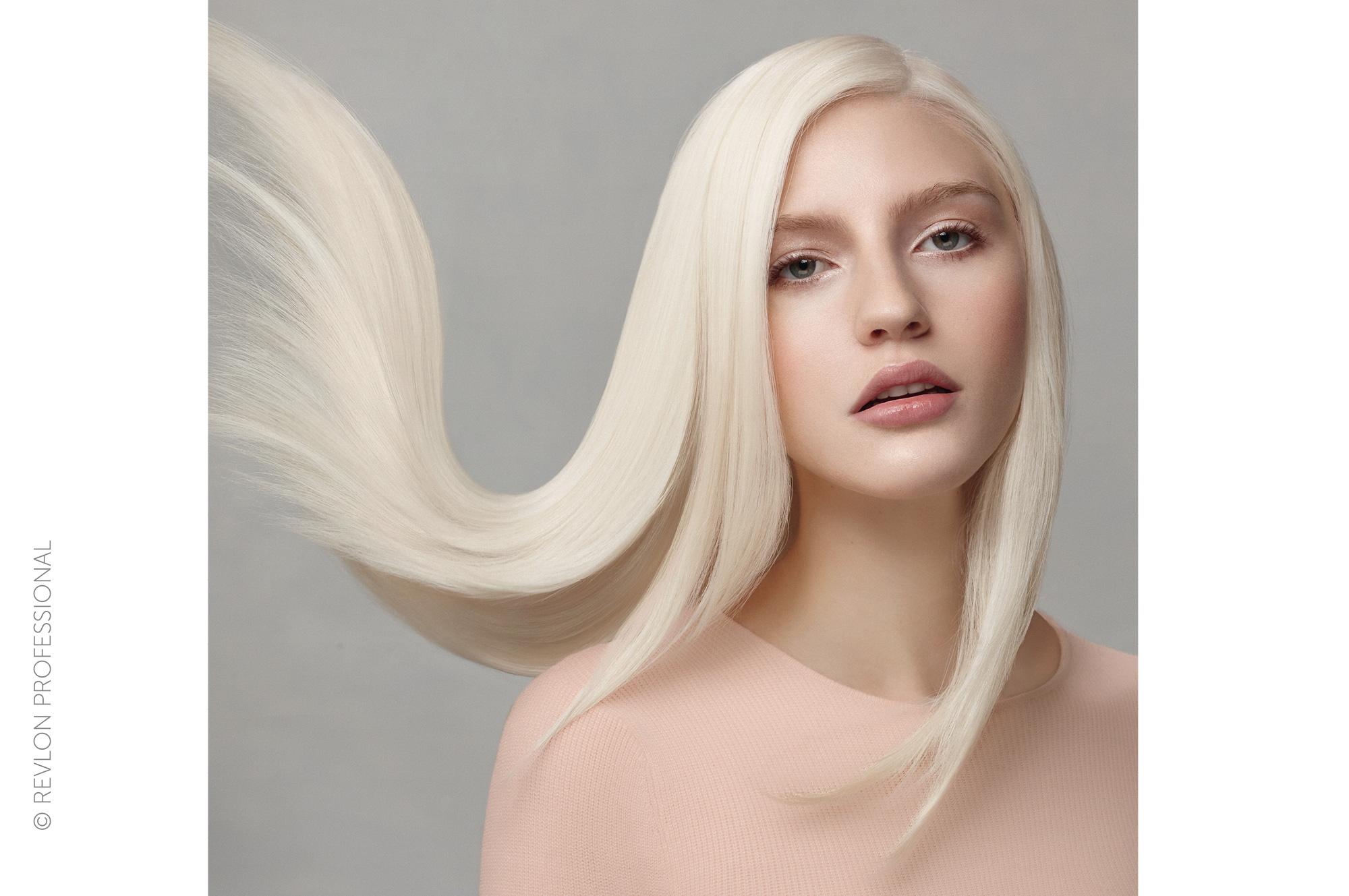 BlonderfulTMde Revlon Professional - o serviço perfeito para loiros
