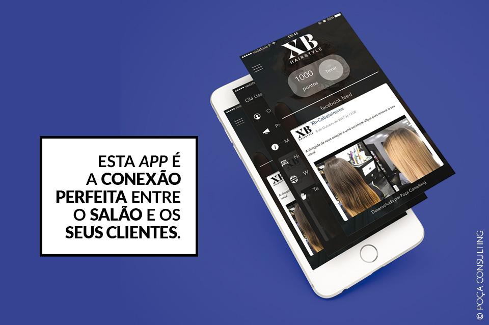 A app para salões que está a revolucionar o mundo da beleza - Poça Consulting