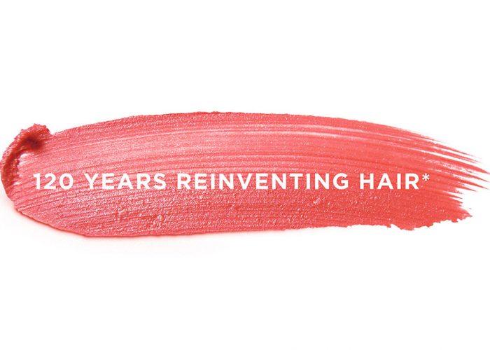 120 Anos a REinventar o Cabelo - Schwarzkopf Professional