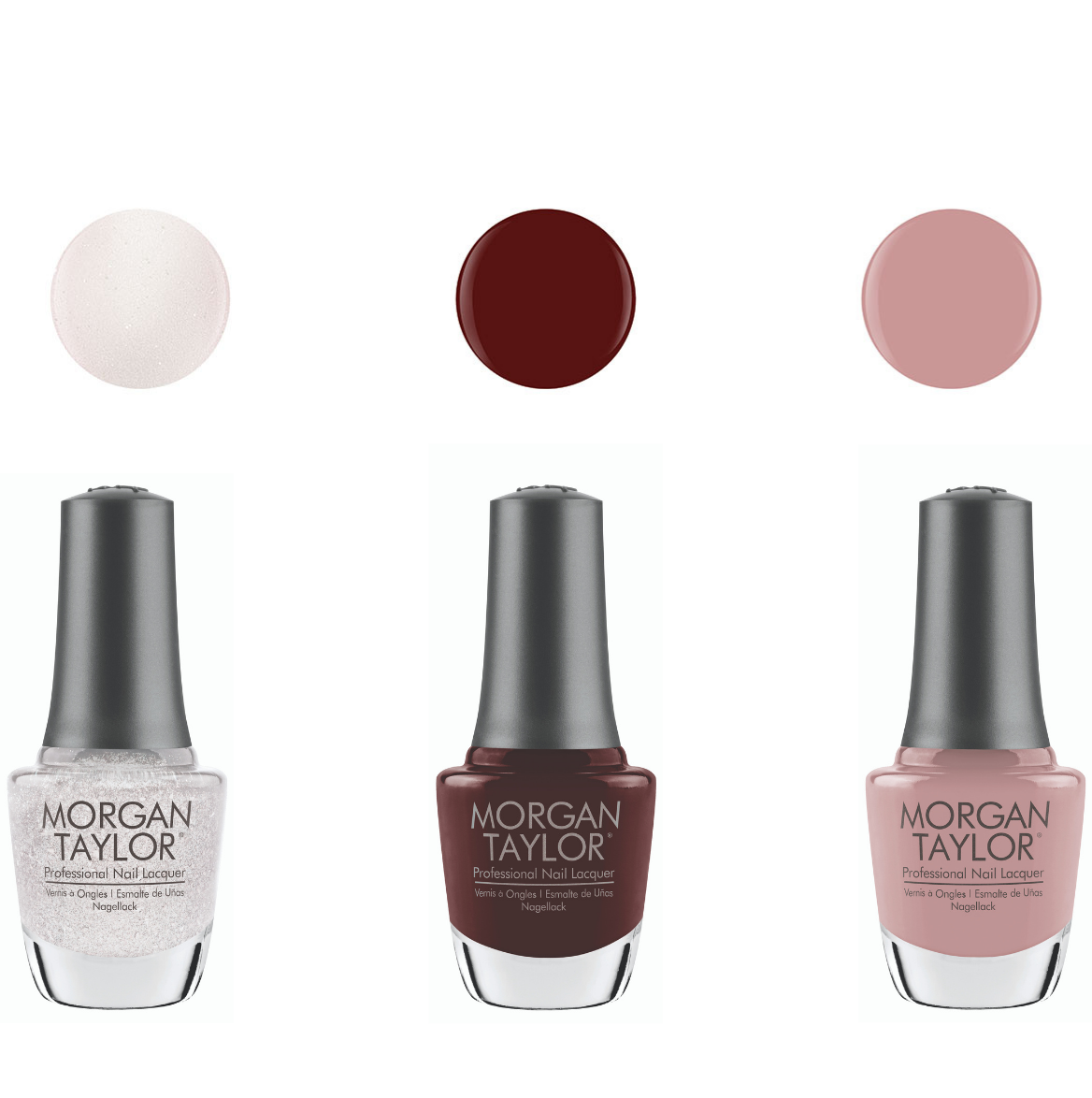 Nova coleção Morgan Taylor and Gelish: Out in the open