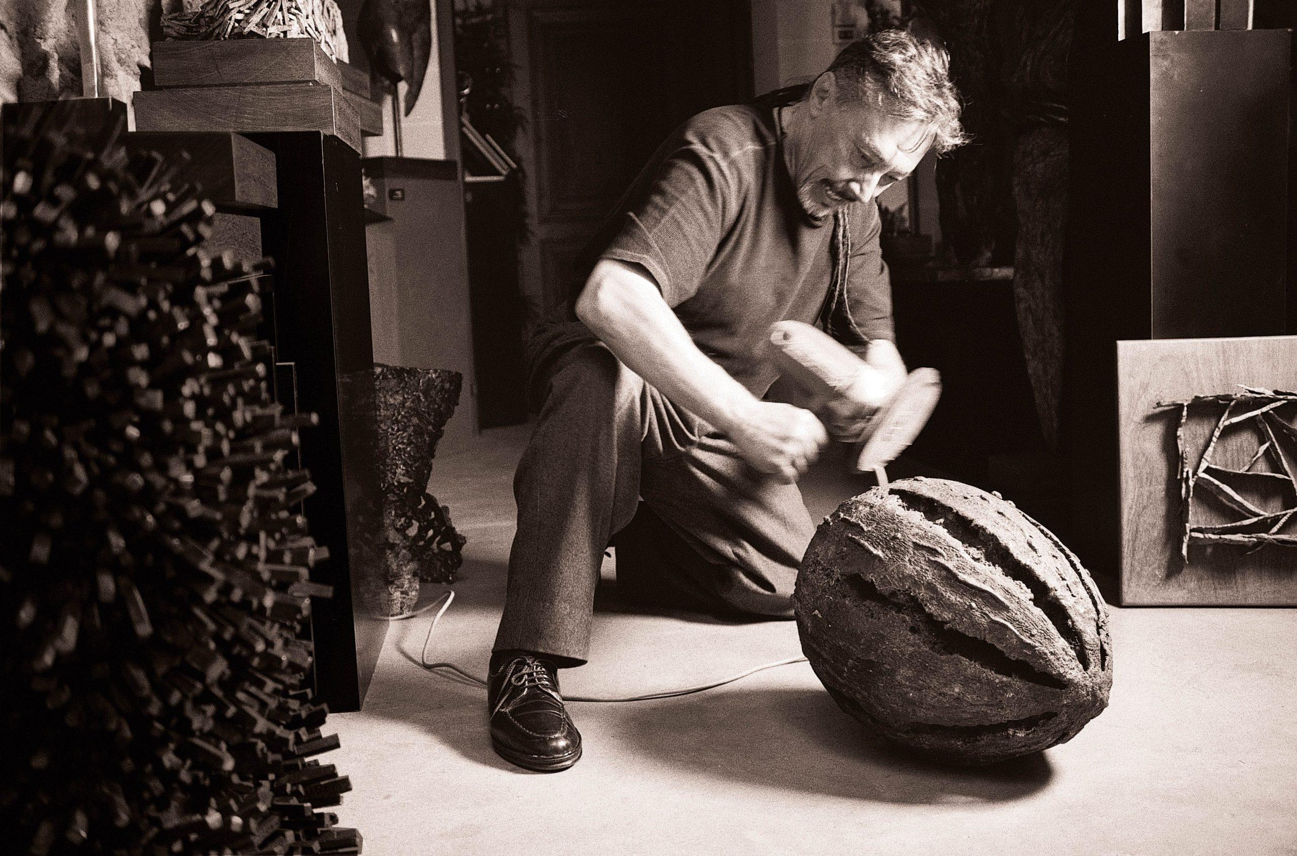 LLuís LLongueras escultor
